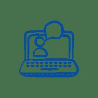 icon virtual training